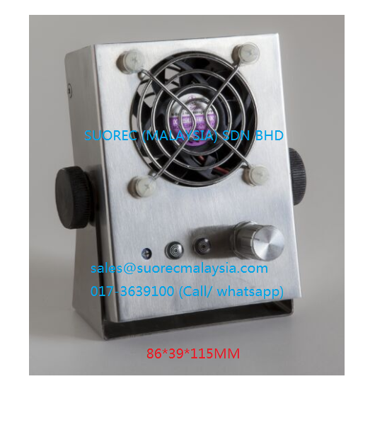 Stainless Steel Mini Ionizer